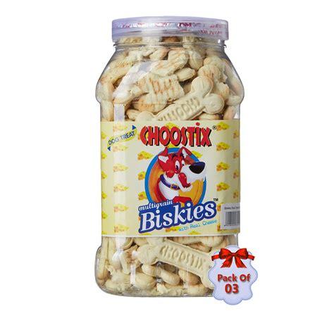 Biskies Cheese choostix real cheese biskies 500 gm pack of 3