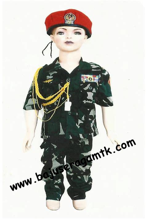 Seragam Anak Dokter Cilik Ukuran 2 4 Seragam Anak Karnaval konveksi seragam batik baju seragam dokter kecil
