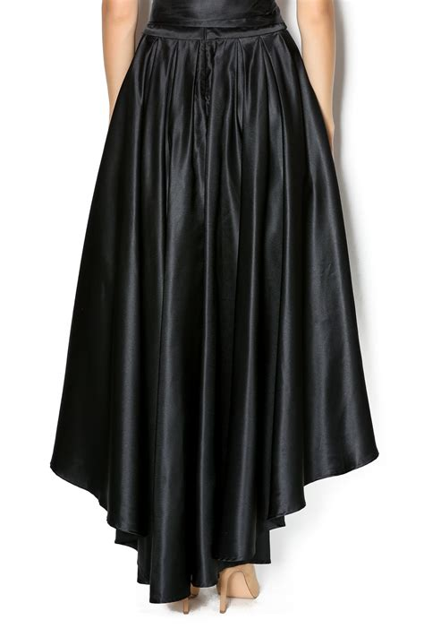 gracia high low skirt from new york by just b boutique