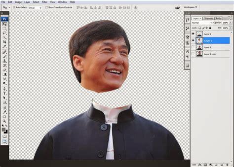 tutorial photoshop membuat karikatur julianti april 2015
