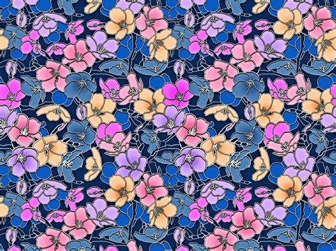 floral pictures floral pattern background 46 free stock photo