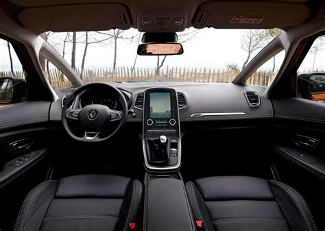 renault grand scenic 2017 interior renault scenic 2017 an 225 lise lan 231 amento motoriza 231 227 o e fotos