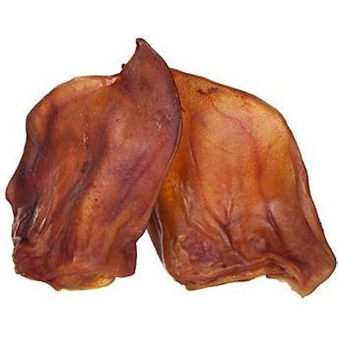 are pig ears for puppies 25 large pigs ears treats pet shop ireland