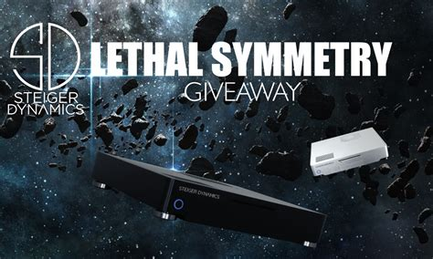 Pc Richards Sweepstakes - gamingtribe lethal symmetry giveaway steiger dynamics