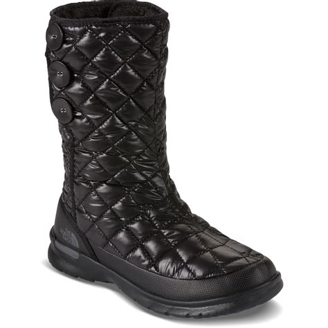 the thermoball boots the women s thermoball button up boots shiny