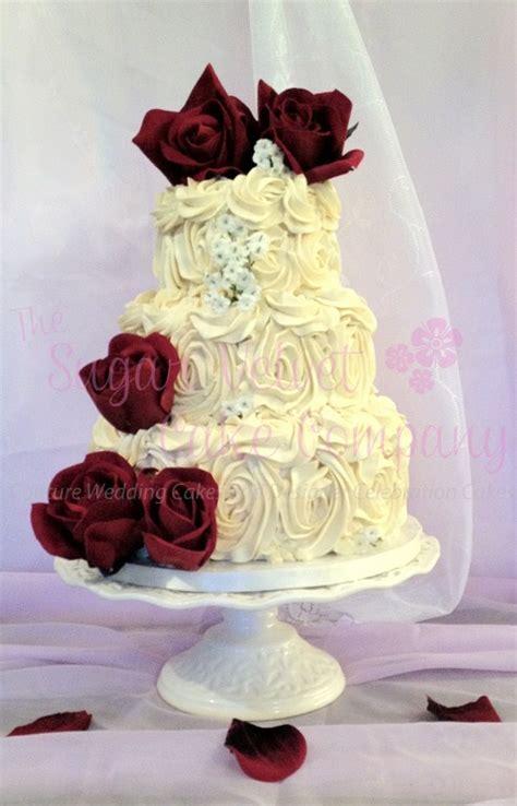 Cheap Wedding Cakes by Cheap Wedding Cakes Hudderfield Sugar Velvet Cake Company