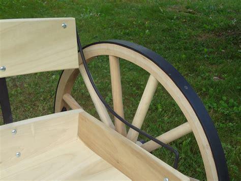 wagon bench custom wagon wheels wagon wheel bench custom wagon wheels