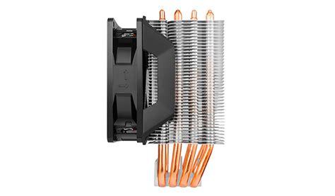 Cooler Master Hyper H410r cooler master hyper h410r led cpu cooler ban leong