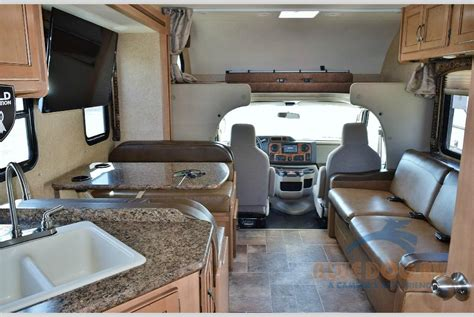 Motor Home Interior by 90 Class C Rv Interior Class C Motorhome 2010 Fleetwood