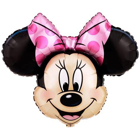 Balon Foil Disney Mickeymouse 14 inch minnie mouse mini shaped balloons hokeypokey shop