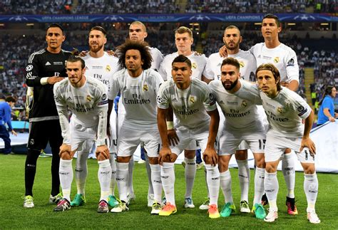 real madrid the chions league final between real madrid and
