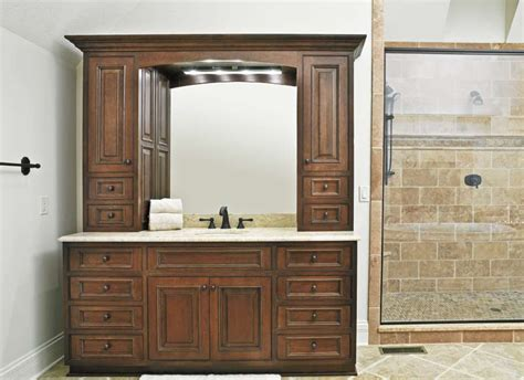 bathroom hutch cabinet cabinetry in jacksonville premium kitchen cabinetry