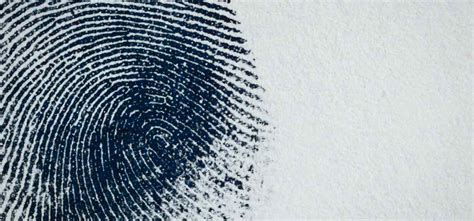 Background Check Fingerprint Fingerprint Background Checks Are A Must For Caregivers