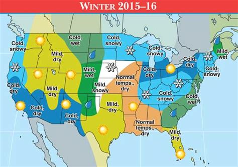 farmer s almanac winter outlook waow weather blog the old farmer s almanac 2016 weather predictions