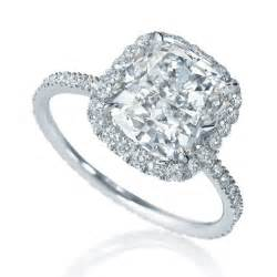Cushion Cut Ring Cushion Cut Cushion Cut Solitaire Rings