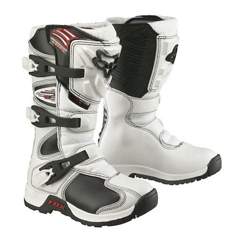 youth motocross boots closeout fox racing youth comp 5 boots revzilla