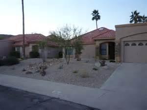 desert landscape front yard front yard desert landscape