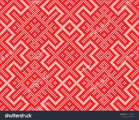 28 nordic decor with vintage touch items similar to seamless red knitting background abstract nordic stock