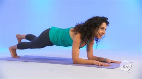 mandy ingbers yogalosophy ab flattening yoga workout