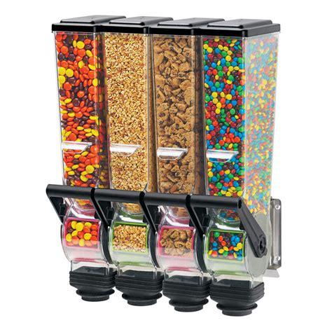 food dispenser server slimline food dispensers