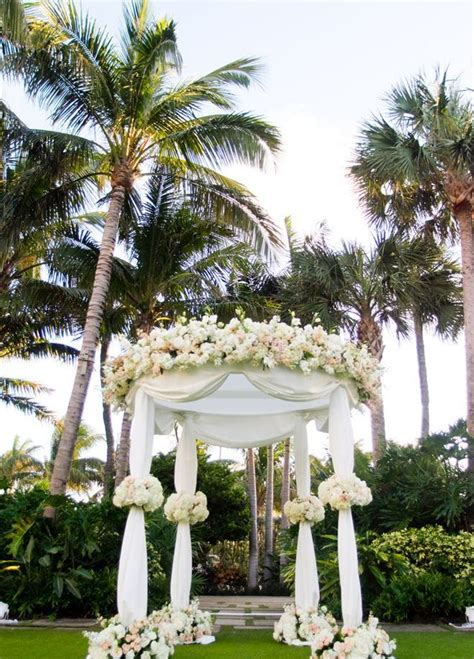 how to decorate your outdoor wedding pouted