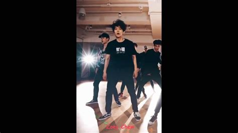 tutorial dance exo monster baekhyun focus exo monster dance practice youtube