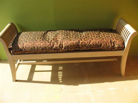 how to make your own bench cushion bench cushions