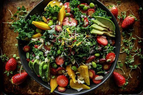 Detox Power Food List by Detox Power Foods Salad Christo