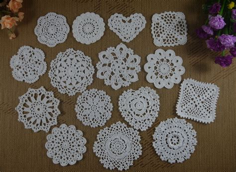 Handmade Crochet - aliexpress buy handmade crochet doilies table