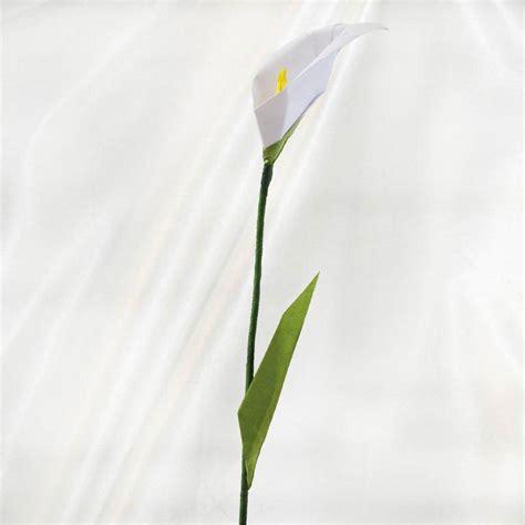Calla Origami - buy origami calla flower
