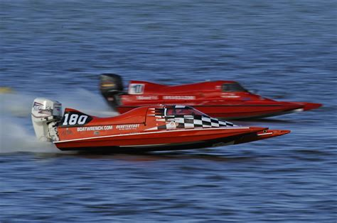 tri hull boat racing outboard performance craft american power boat association