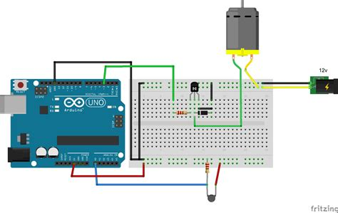 code arduino control motor control speed of dc fan using arduino pid library