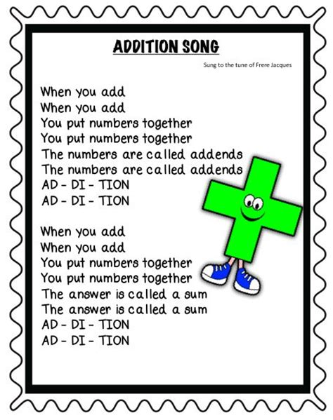 math pattern poems for kindergarten 92 best images about math poems on pinterest