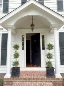 colonial front porch designs 25 best ideas about colonial exterior on pinterest