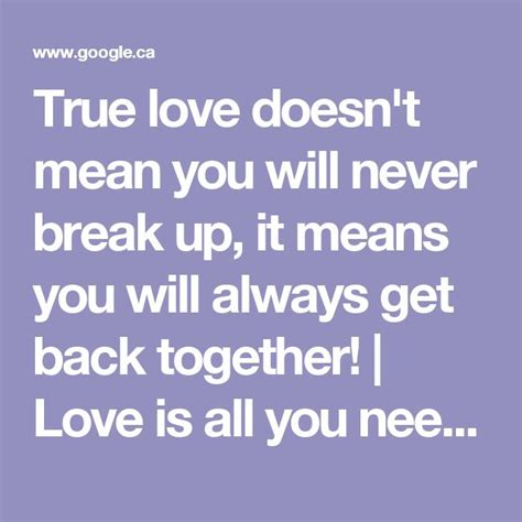 pattern of breaking up and getting back together 25 best together forever quotes on pinterest back