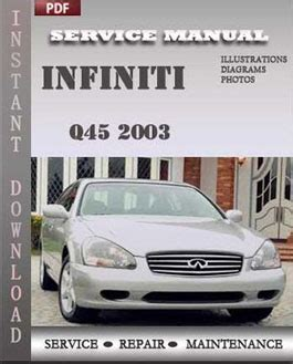 car repair manuals download 2006 infiniti q electronic toll collection infiniti q45 2003 service repair servicerepairmanualdownload com