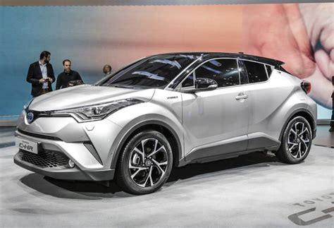 Honda Or Toyota Kapan Toyota C Hr Mulai Dipasarkan Mobilmo