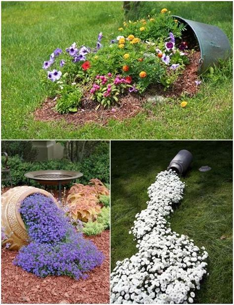 Ideas For Flower Beds by 10 Creative Garden Bed Ideas To Feast Your On