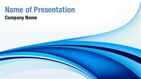 powerpoint themes in blue blue ribbon powerpoint templates blue ribbon powerpoint