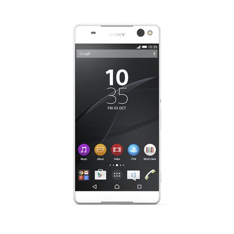 sony mobile it xperia c5 ultra dual dual sim selfie phone sony