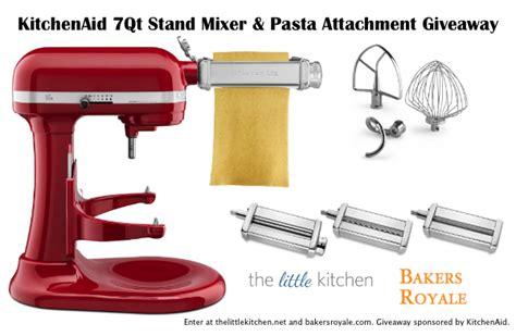 Kitchenaid Giveaway - kitchenaid mixer attachments pasta maker roselawnlutheran