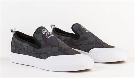 Adidas Slip On 01 adidas matchcourt slip on organic pattern sneaker bar detroit