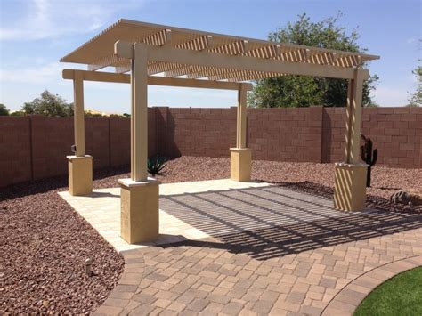 outdoor putting green  arizona backyard mesa mckeeman