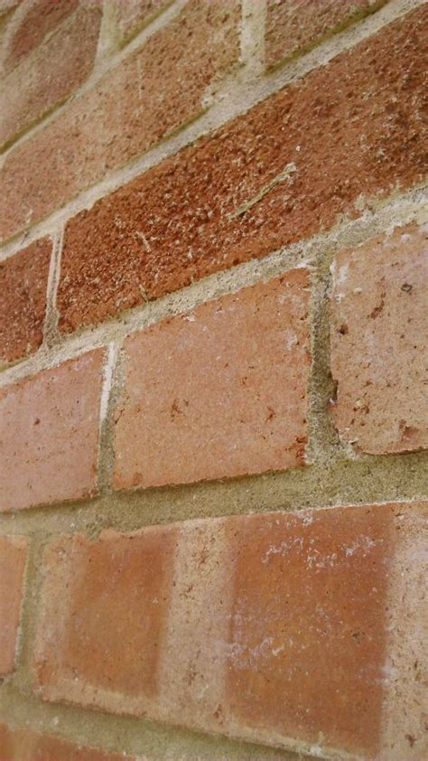 removing paint from bricks exterior exterior brick blown away uk