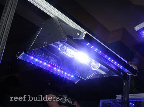 Lu Metal Halide Untuk Aquarium reefbrite halide hybrid lighting getting dual color xho