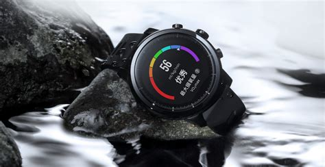 Xiaomi Huami Smartwatch xiaomi huam amazfit smartwatch 2 to support mobile payment