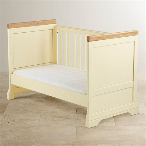 country cottage furniture company country cottage painted cot bed in solid oak oak furniture land