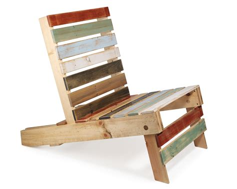 pallet patio chair magnetic pallet chair adirondack chair outdoor deck patio uncommongoods