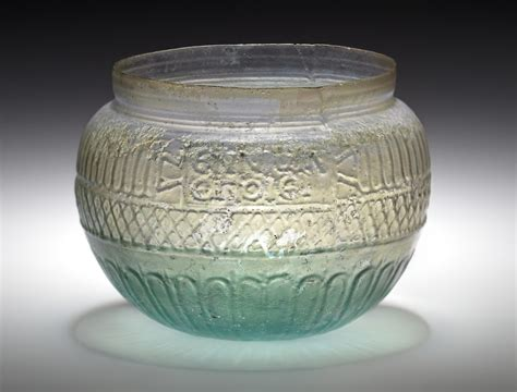 ancient glass ennion master of glass miracle of created things