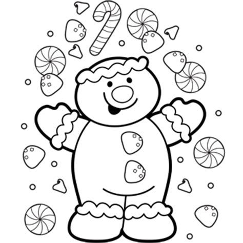 christmas coloring pages free n fun gingerbread coloring page free christmas recipes
